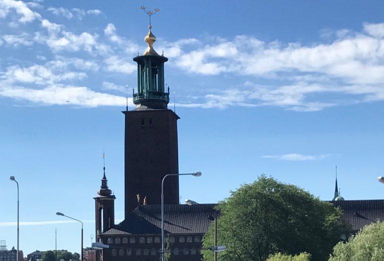 Nytt ramavtal med Stockholms stad