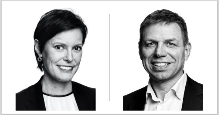 Nu är våra konsulter Anna och Urban diplomerade informationssäkerhetsstrateger